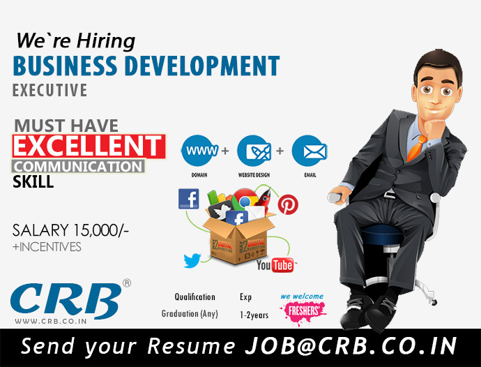 Crb Web Marketing Jobs Marketing Jobs In Chennai Business